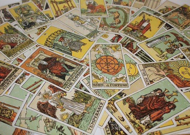 Conocer las cartas de Tarot