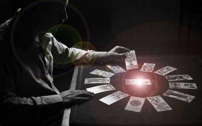 Tirada de tarot gratis con 12 cartas